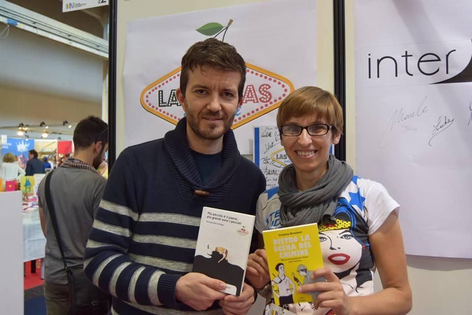 Davide Bacchilega Salone Libro